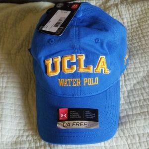 Mens UCLA WATER POLO Hat adjustable back